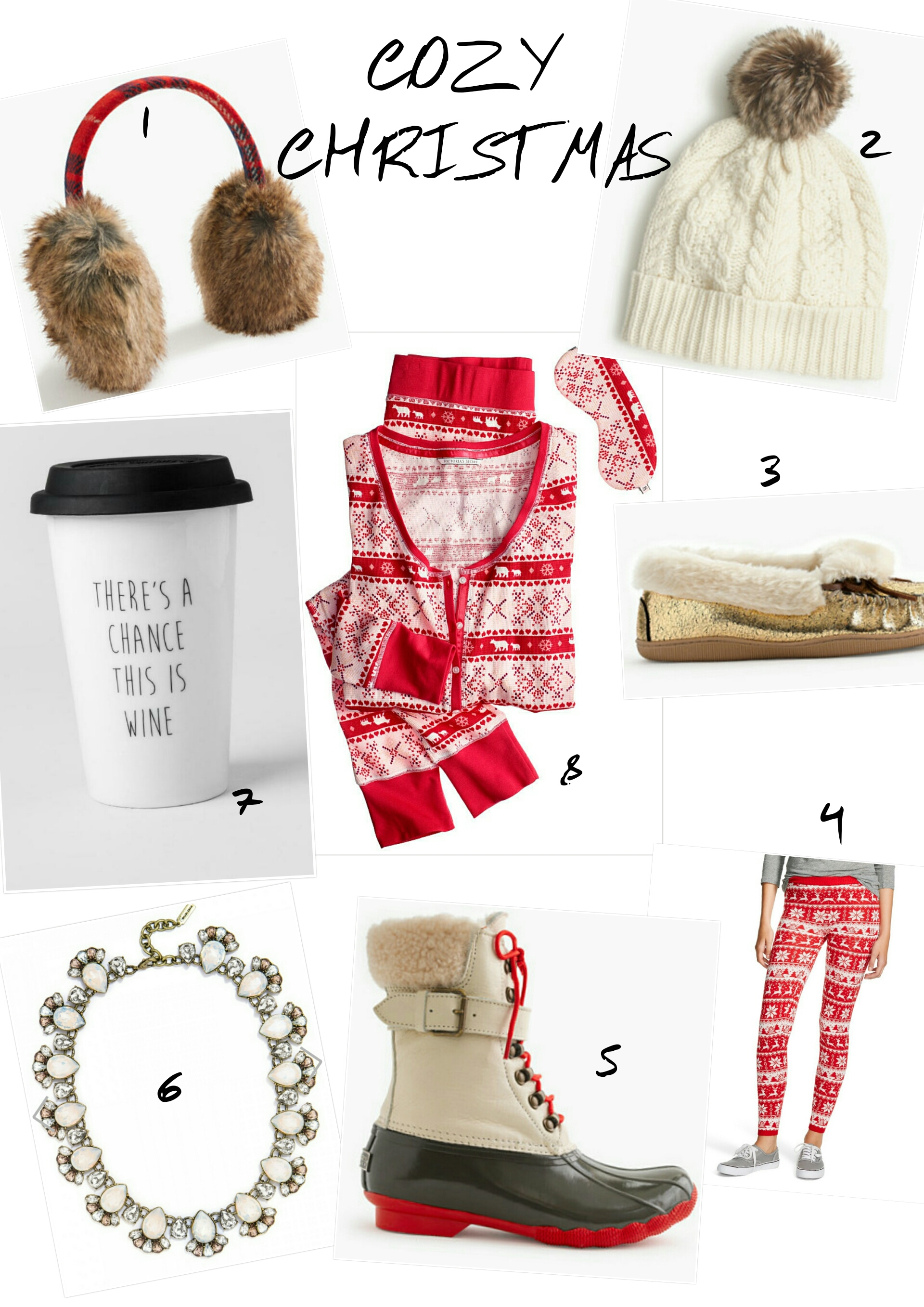 COZY CHRISTMAS FAVORITES