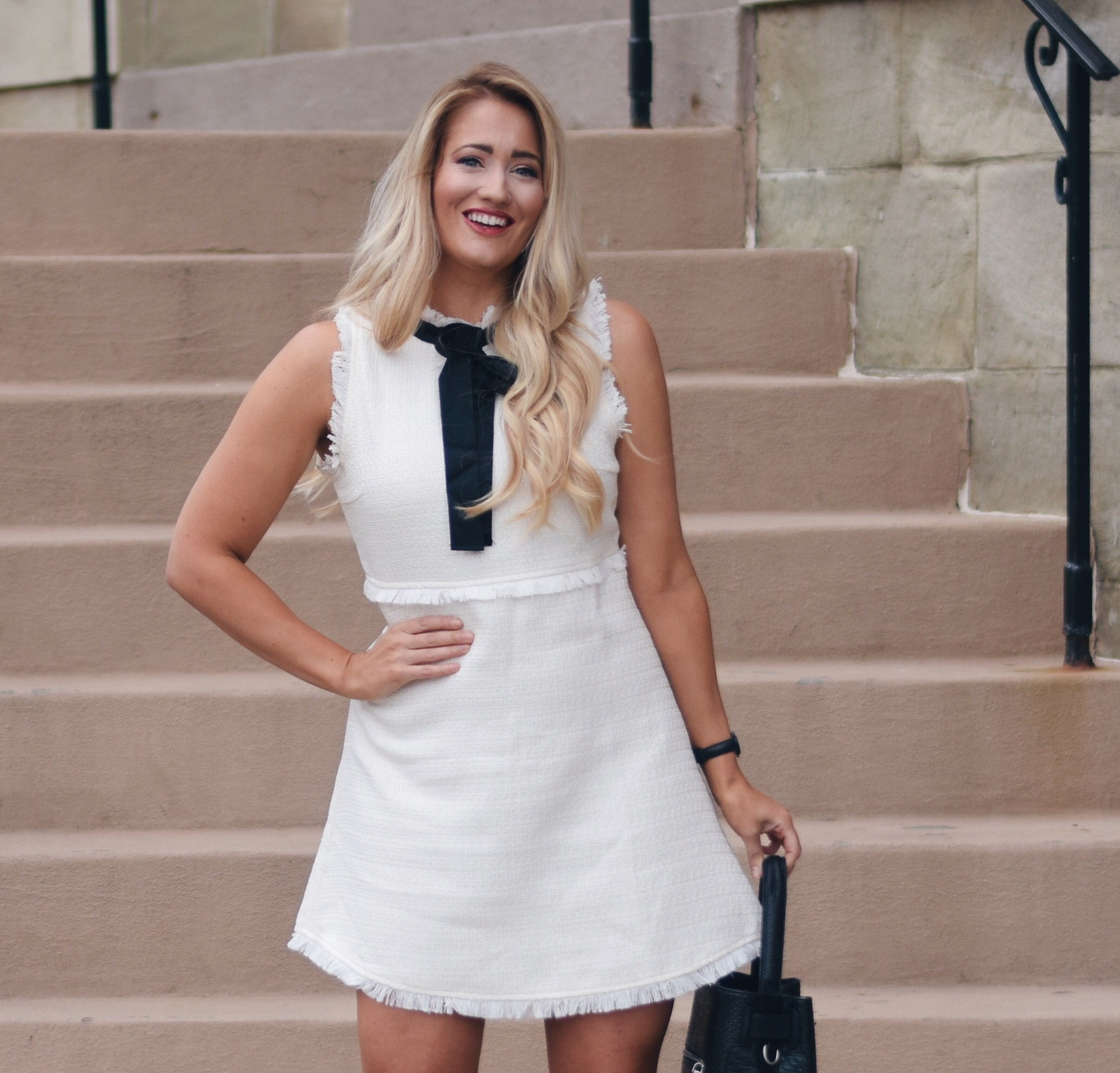 THE DRESS YOU NEED FOR EARLY FALL