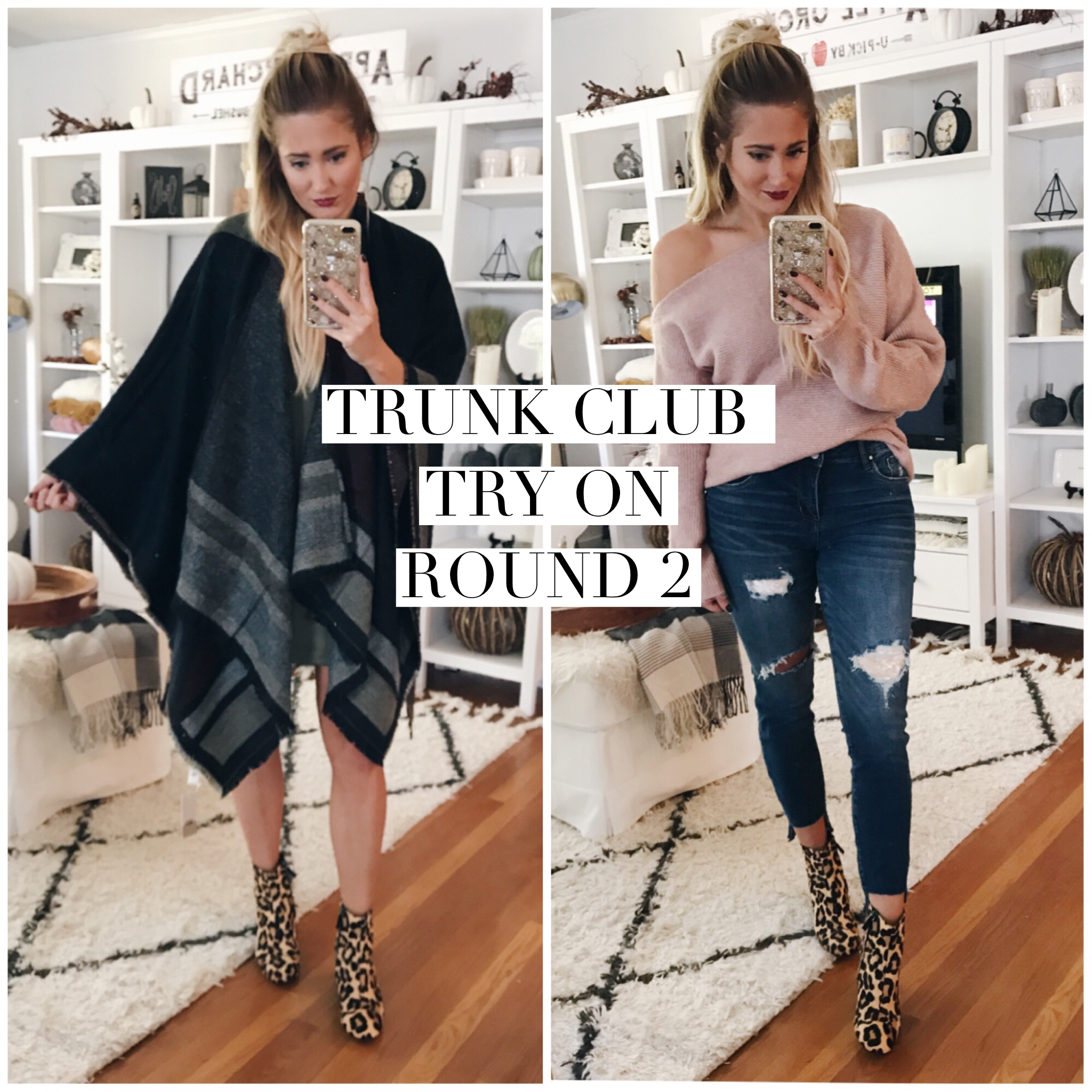 TRUNK CLUB TRY ON: ROUND 2
